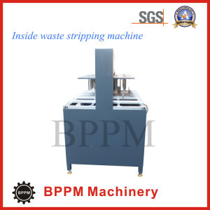 Inner Hole Waste Semi-Automatic Stripping Machine for Paperboard (LDX-S1300) pictures & photos