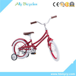 2017 New Models Kids Baby Children Bicycle Bike Red pictures & photos
