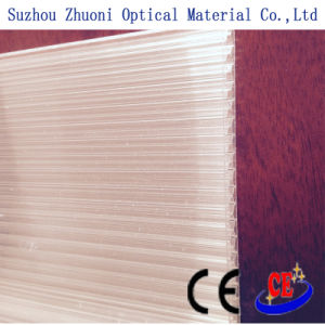Good Quality of Polycarbonate Sun Sheet