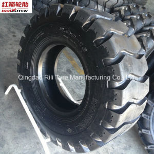 Loader Truck OTR Tire /Excavator Pneumatic Tyre 750-16 pictures & photos