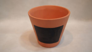 4 Sizes Terracotta Pots, 13-0121