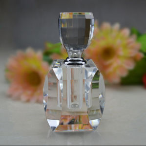 Transparent Crystal Glass Perfume Bottles (KS24056) pictures & photos