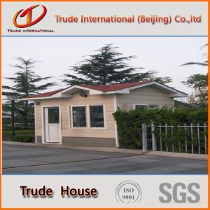 Customized Fast Installation Modular/Mobile/Prefab/Prefabricated Family House pictures & photos