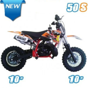 Hot Sale 50cc Kick Start Spain Dirt Bike