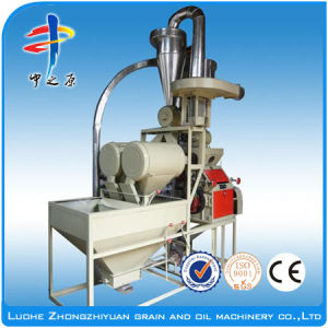 Maize Grinding Machine for India Market pictures & photos