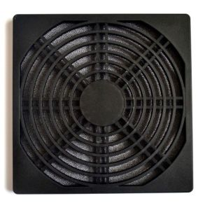 120X120X10mm Triple Dust Network Plastic Fan Guard