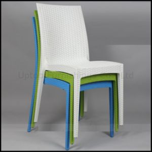 New Design Stacking Plastic Dining Chair for Restaurant (SP-UC035) pictures & photos