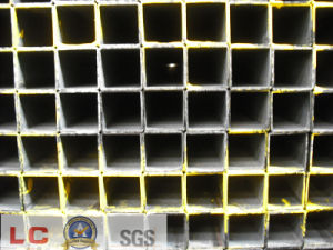50mmx50mm Black Square Steel Tube pictures & photos