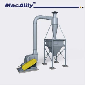 China Efficient Cyclone Duster Macxf Small Woodworking Wood Toner