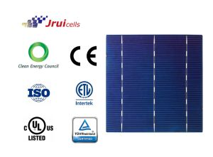 Anti-Pid High Efficiency Polycrystalline Silicon PV Solar Cells