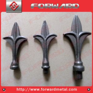 Wrought Iron Spears for Fence pictures & photos
