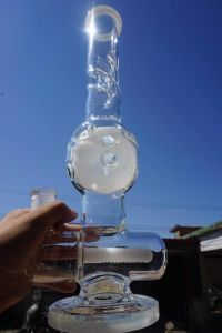 Glass Water Pipe with China Manufacturer Safety and Fast Delivery pictures & photos