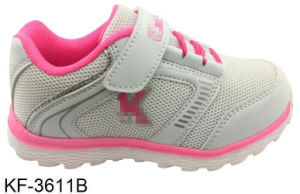 Kids′ Running Sports Shoes with EVA Outsole pictures & photos