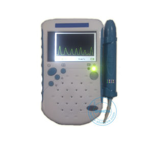 Veterinary Vascular Doppler (Unidirectional) (DBV-520T1) (TFT) pictures & photos