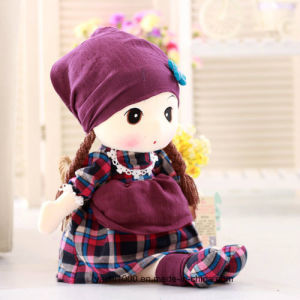 Stuffed Rag Plush Doll pictures & photos