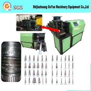 Cold Rolling Embossing Machine for Wrought Iron Decoration