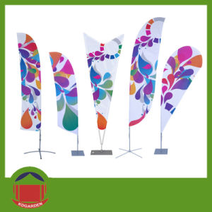 Different Style Flag Banner with Double Printing pictures & photos