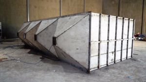 Custom Fabrication Grain Storage Silo pictures & photos