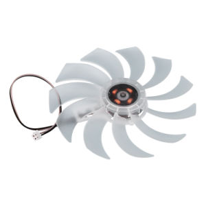 "4.9"" Plastic Fan for Laptop Cooling Pad (MS-3104)"