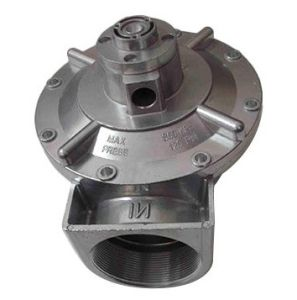 Zinc Die Casting Connector for High Pressure Liquid