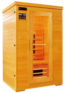 Simple Infrared Sauna Room Fis-02 pictures & photos