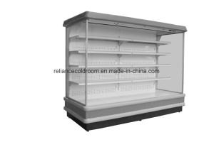 Commercial Display Refrigerators for Supermarket pictures & photos