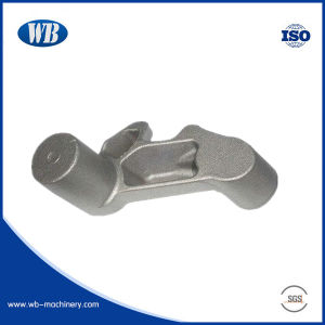 Custom Industrial Machine Parts Made of Iron Casting