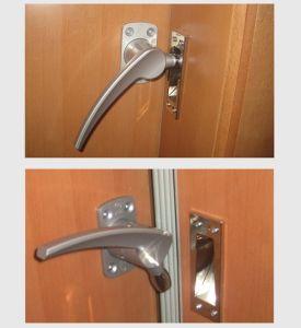 Acoustical Door Handle Soundproof Door Lock Airtight Door Handle & China Acoustical Door Handle Soundproof Door Lock Airtight Door ...