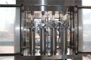 Automatic Linear Oil Bottle Filling Machine pictures & photos
