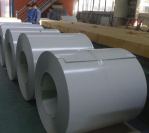Color Coated Prepainted Galvanized Steel Coil PPGI pictures & photos