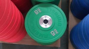 All Rubber Color Bumper Weight Plate Barbell, Weight Dumbbell pictures & photos