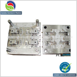 High Precision Plastic Injection Mold for Plastic Moulding (MD25015) pictures & photos