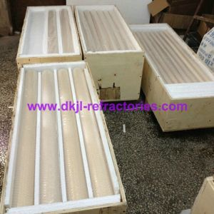 Refractory High Alumina Ceramic Pipe for Furnace pictures & photos
