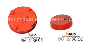 High Quality Ductile Iron Grooved End Cap with FM/UL/Ce pictures & photos