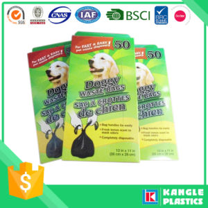 Plastic Biodegradable Custom Printed Pet Waste Bag pictures & photos
