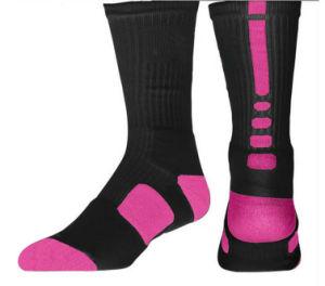 ab2822e4d22 China Wholesale Men Sport Elite Custom Athletic Basketball Socks ...