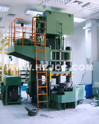 The YF78-800/8000KN Abrasive Ware Hydraulic Press pictures & photos