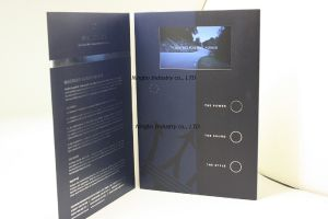 MP4 Player Brochure, Advertising Player, Video Advertising Brochure pictures & photos