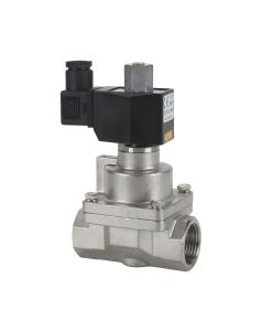 Stainless Solenoid Valve for Hot Water, Steam pictures & photos