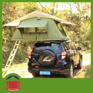 4X4 off-Road Roof Top Tent for Hiking with 200d Oxford Flying pictures & photos