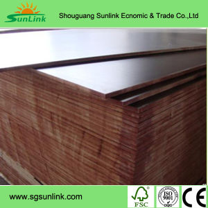 Shuttering Plywood/ Film Faced Plywood for Construction pictures & photos