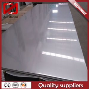 Cold Rolled Stainless Steel Sheet (201304 316 430) Manufacture