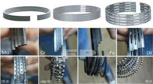 Professional Manufacturer of Motorcylce Piston Ring
