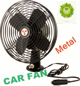 "Hot Sell 8""Deluxe Metal Car Fan with CE and RoHS pictures & photos"