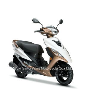 Nice Good Design 125cc Gasoline Scooter pictures & photos
