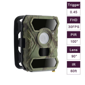 3.0 Regular 1080P 100 Degree PIR Night Vision Wildlife Deer Game Trail Cameras