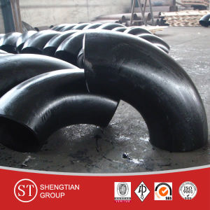 Carbon Steel Pipe Fitting Sch20 Steel Elbow pictures & photos