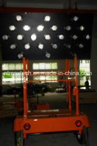 Trailer Mounted Winch Type Traffic Arrow Board Sign Economic and Maintenance Free pictures & photos