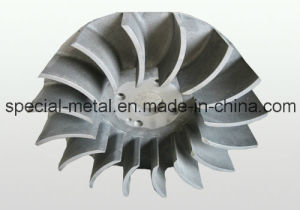 Well Type Furnace Heat Resistant Fan