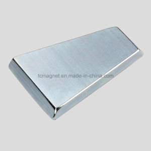 Arc Perment Magnets Used in Motor pictures & photos